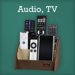 Audio, TV a domáce kino