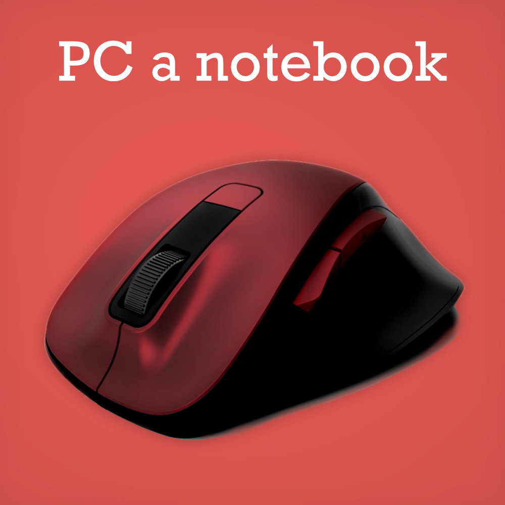 PC a notebook