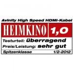 AVINITY HDMI kabel High End, 2 m