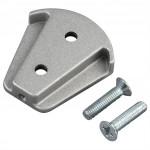 Hama nástenný držiak pre tablet 7-10,5, hliníkový