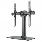 Hama TV stojan, stolný, nastaviteľný, 400x400