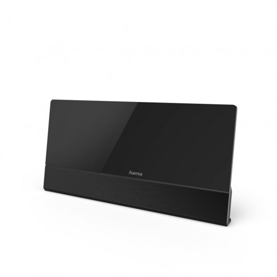 Hama aktívna izbová anténa FL-3, DVB-T/DVB-T2, plochá