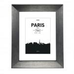 Hama rámček plastový PARIS, šedá, 13x18 cm