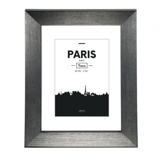 Hama rámček plastový PARIS, šedá, 40x50 cm