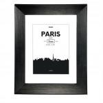 Hama rámček plastový PARIS, čierna, 10x15 cm