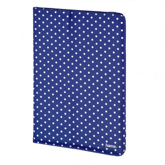 Hama Polka Dot puzdro na tablet, do 20,3 cm (8), modré