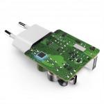 Hama rychlá USB nabíječka USB-C + USB-A, QC 3.0/PD, 42 W