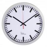 Hama Station nástenné hodiny, riadené rádiovým signálom