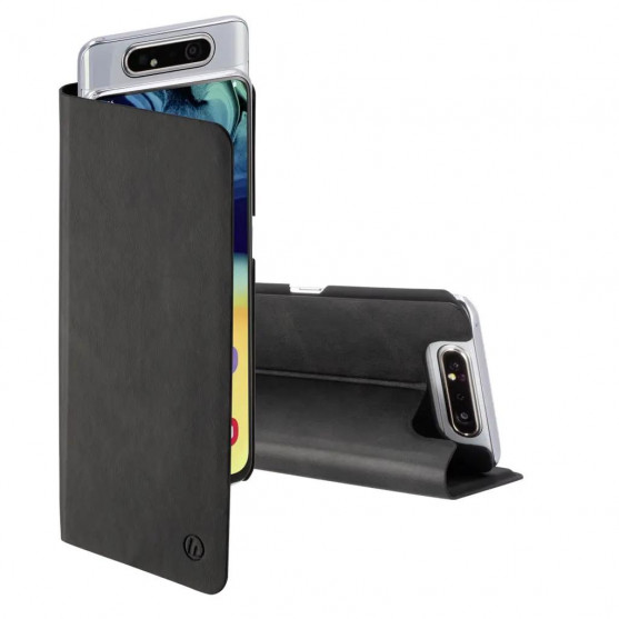 Hama Guard Pro Booklet for Samsung Galaxy A80, black
