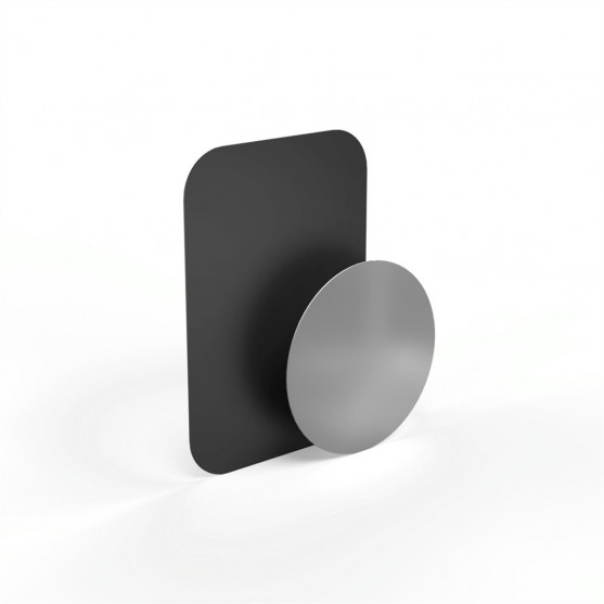 Hama magnetické doštičky pre magnetické držiaky mobilu, 2 ks