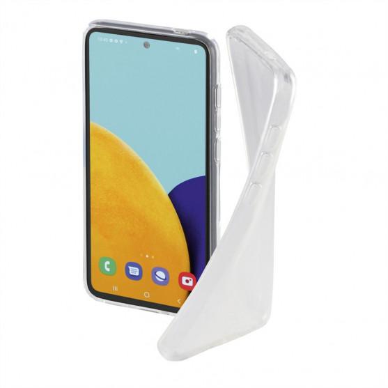 Hama Crystal Clear, kryt pre Samsung Galaxy A52 (5G), priehľadný