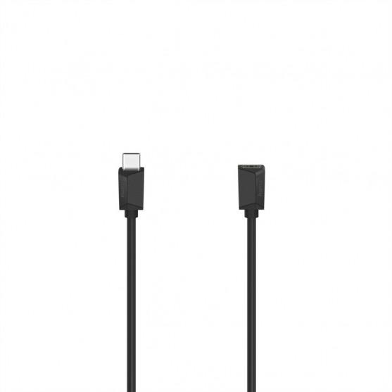 Hama predlžovací USB-C 3.2 Gen1 kábel, 0,5 m, Full-Featured