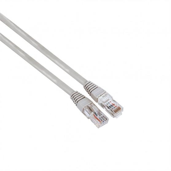 Hama sieťový kábel Cat5e U/UTP RJ45 3,0 m, nebalený