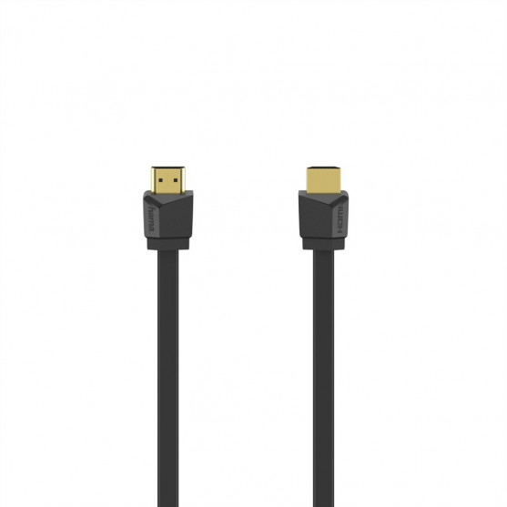 Hama HDMI kábel High Speed 4K 1,5 m, Flexi-Slim