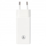 Hama sieťová USB nabíjačka GaN, USB-C + USB-A, Power Delivery 65 W