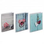 Hama album soft RUSTICO 10x15/24, dizajnový mix