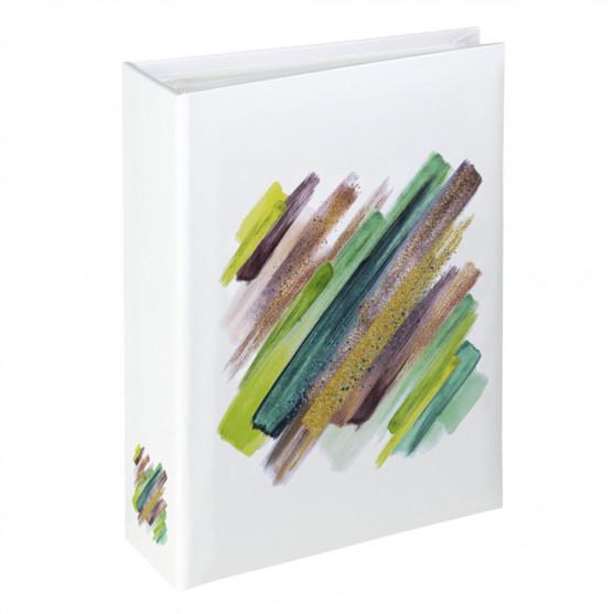 Hama album BRUSHSTROKE 10x15/100, zelená