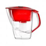 BARRIER Grand Neo filtračná kanvica na vodu, červená
