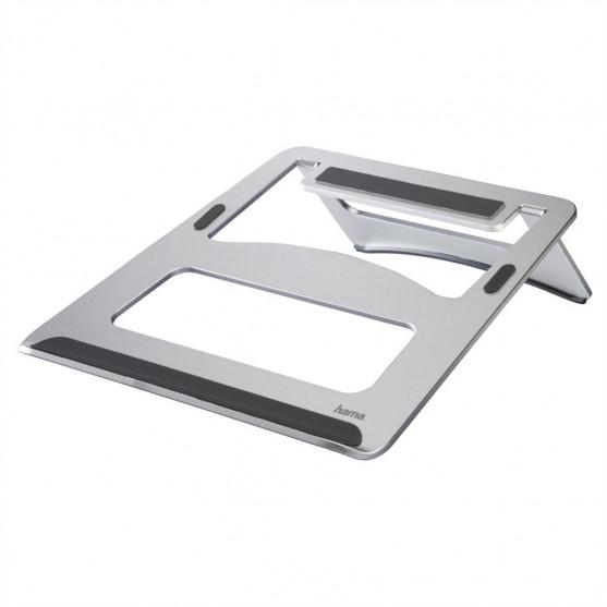 Hama stojan na notebook Aluminium, strieborný