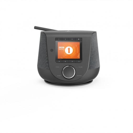 Hama digitálne rádio DIR3200SBT, FM/DAB/DAB+/internetové rádio, Bluetooth, čierne