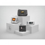 Hama digitálne rádio DIR3200SBT, FM/DAB/DAB+/internetové rádio, Bluetooth, biele