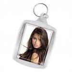 Hama foto prívesok na kľúče, akrylový, 3,5x4,5 cm