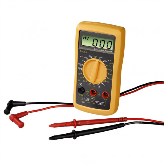 Hama Digital Multimeter EM393B
